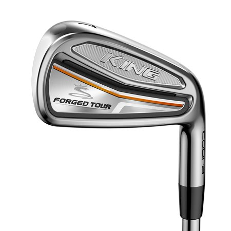 New Cobra Golf King Forged Tour 4-PW Irons KBS Steel - Pick Set