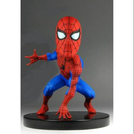 Marvel Classic SpiderMan NECA Head Knocker Bobblehead