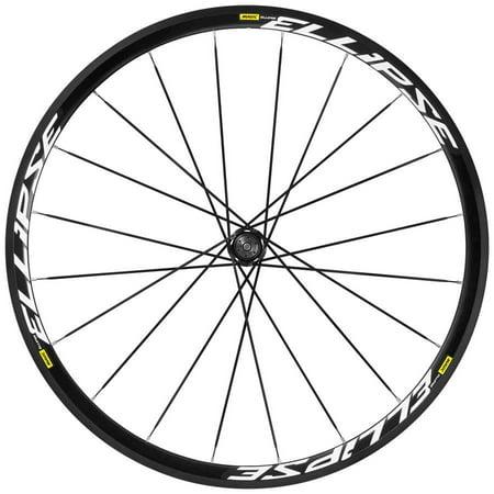 - Mavic, Ellipse, Wheel, Rear, 700C, 20 spokes, Bolt-on