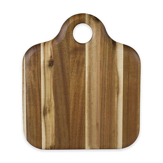 Architec Homegrown Gourmet Harvest Farm 12 Inch X 14 Inch Acacia Wood Cutting Board Walmart Com Walmart Com