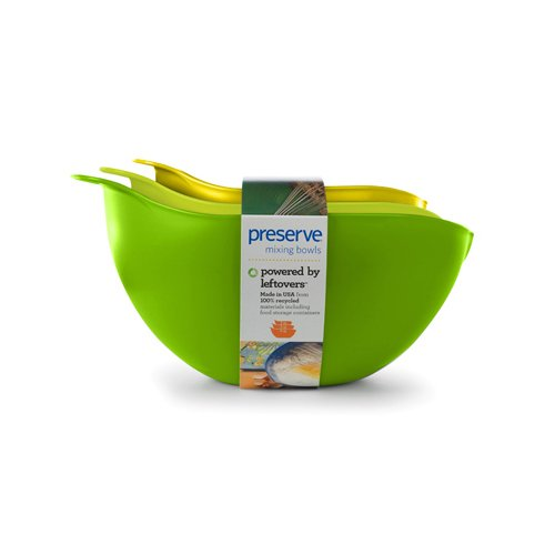 3 Piece Mixing Bowl Set, By Preserve by