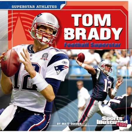 Tom Brady  Football Superstar