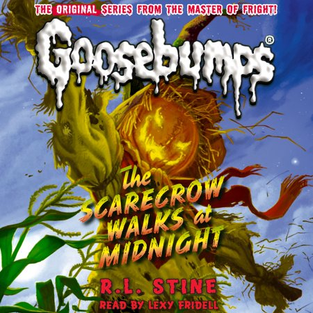 Classic Goosebumps #16: The Scarecrow Walks at Midnight -