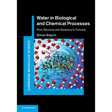 Water in Biological and Chemical Processes - (Chemical And Biological Methods For Water Pollution Studies)