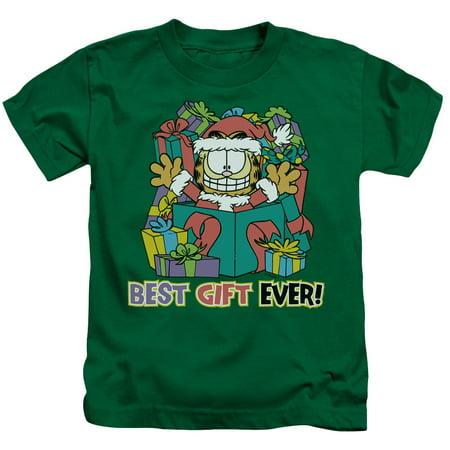Garfield Best Gift Ever Little Boys T Shirt