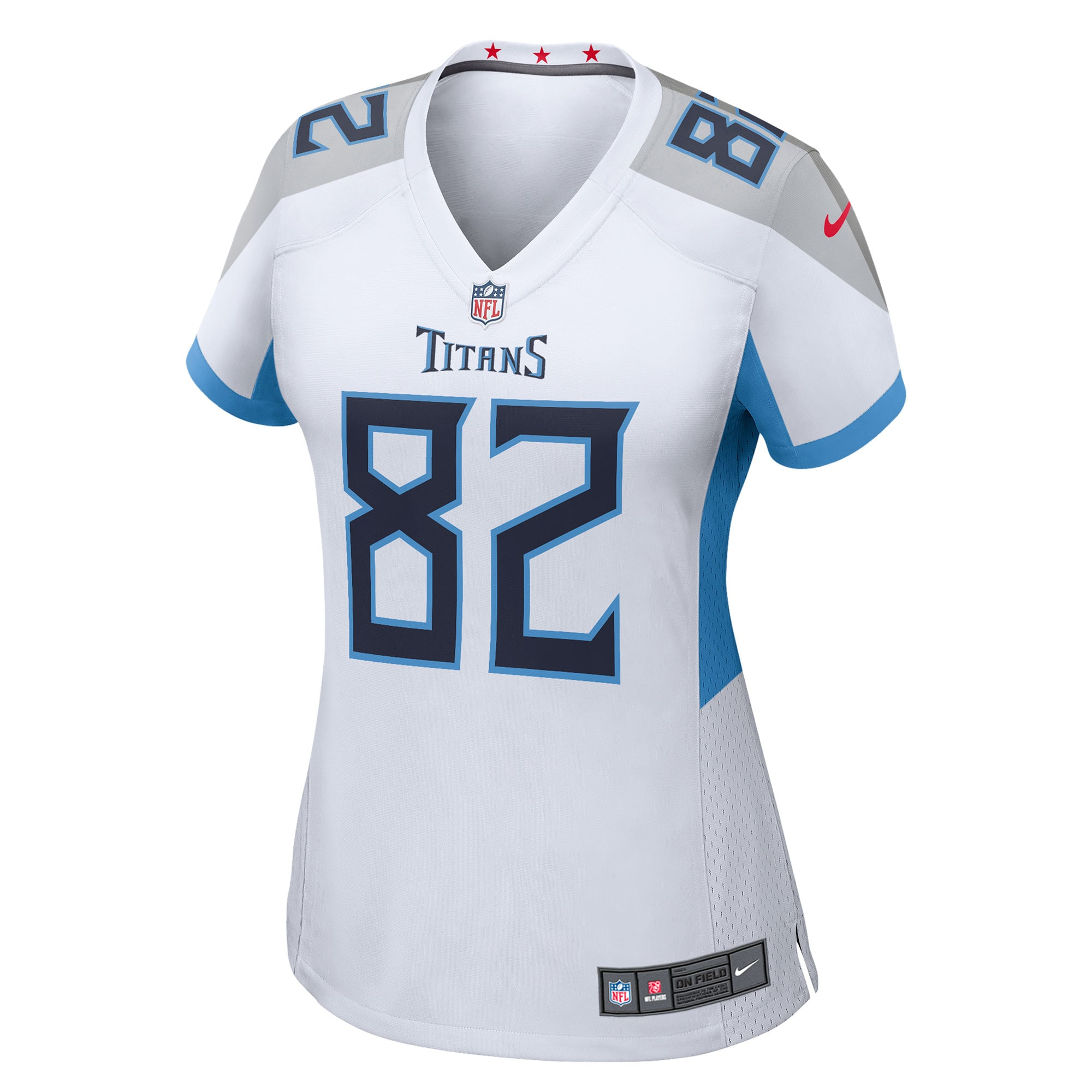 Delanie Walker Tennessee Titans Nike Women's Player Game Jersey - White