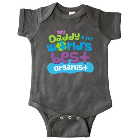 My Daddy is the World's Best Organist Infant