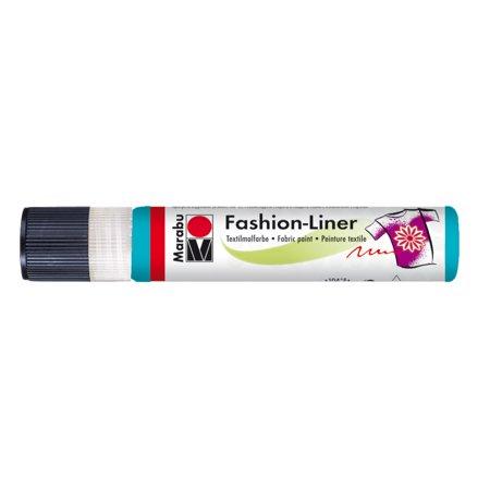 Marabu Fashion Liner, Matte Color, Caribbean](Caribbean Makeup)