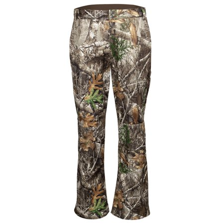 Realtree Men's Camo Techshell Hunting (Hunting Rugby)
