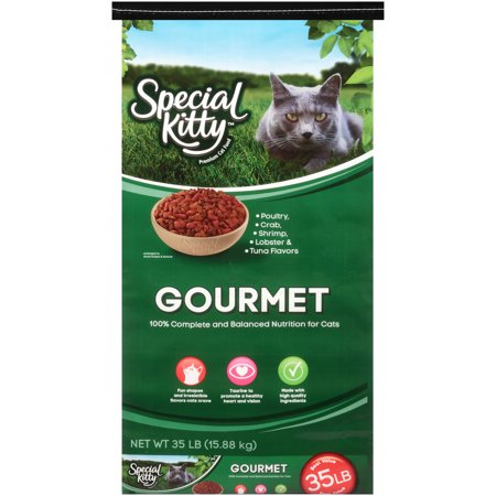 Special Kitty Dry Cat Food