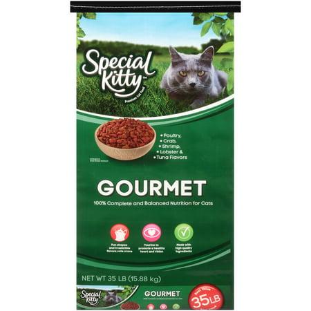 Special Kitty Gourmet Cat Food Ingredients