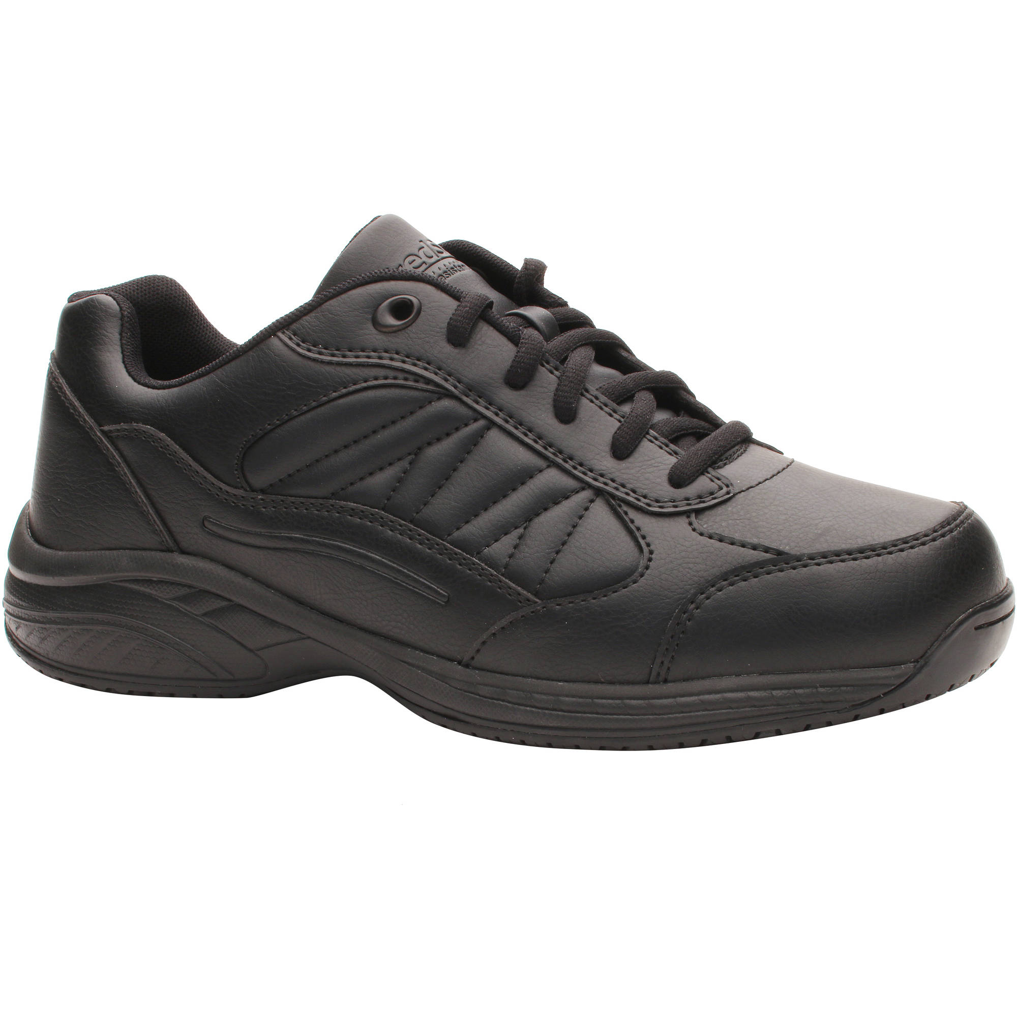 Tredsafe Men's Mario Slip-Resistant Athletic Shoe, Wide Width by