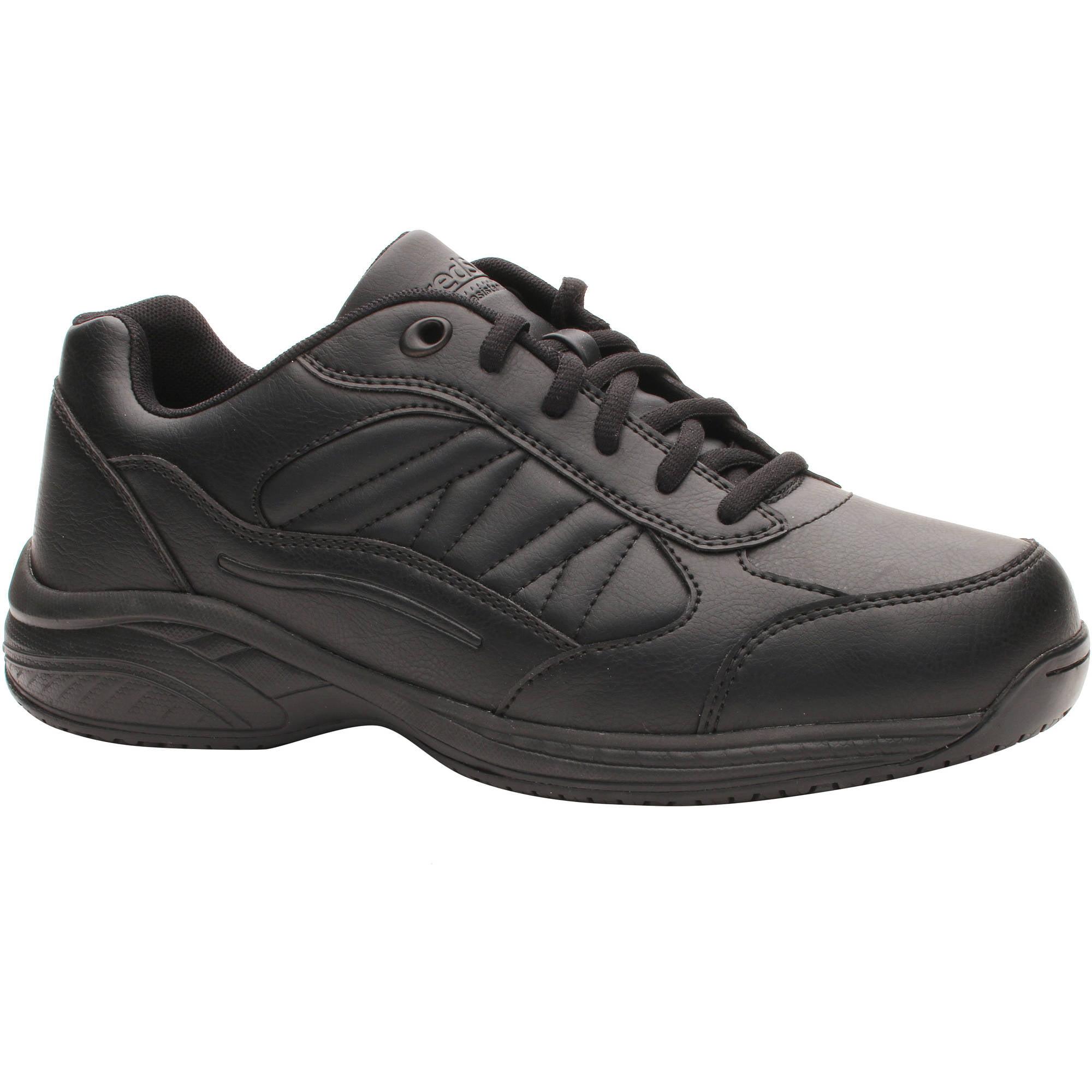 tredsafe s mario slip resistant athletic shoe wide