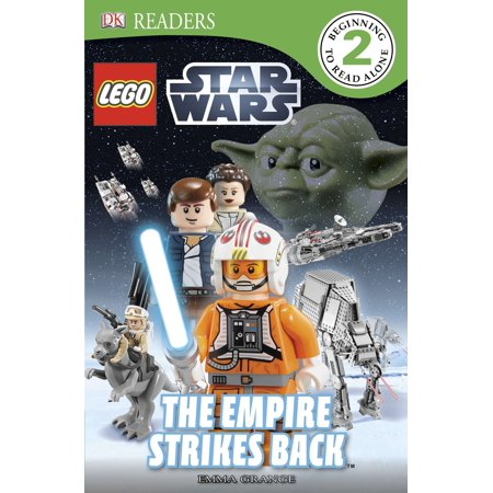 DK Readers L2: LEGO Star Wars: The Empire Strikes