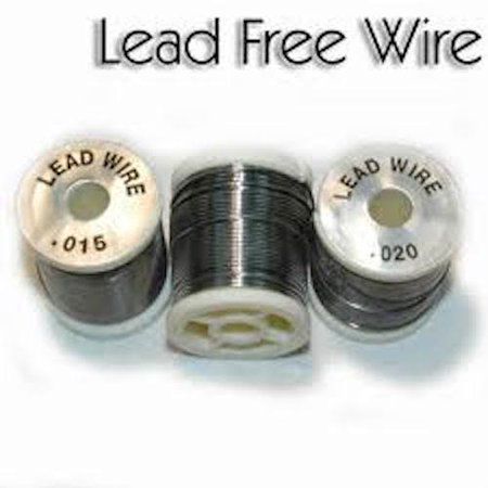 LEAD FREE WIRE 1 SPOOL - Fly Tying