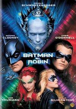 Batman & Robin (DVD) by WARNER HOME VIDEO