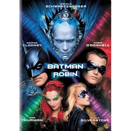 Batman & Robin (DVD) - Batman Robin Party Supplies