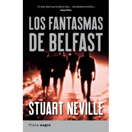 Los fantasmas de Belfast - eBook - Decoracion Halloween Fantasmas