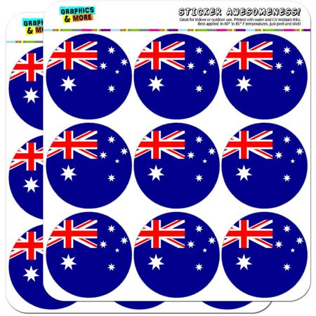 Australia National Country Flag 18 2 Planner Calendar Scrapbooking