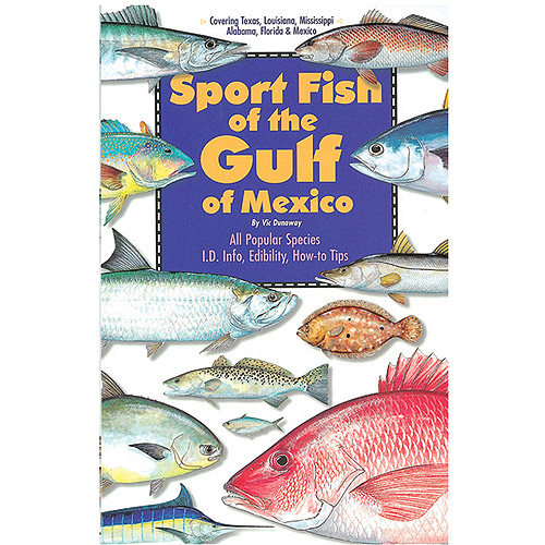 Sport Fish of the Gulf of Mexico Book