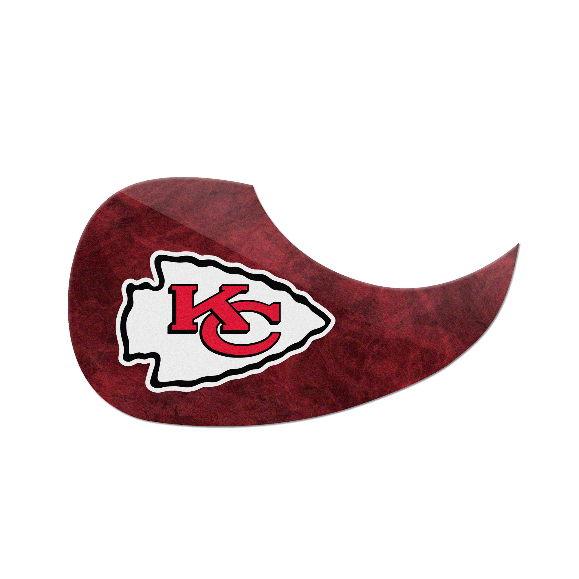 Kansas City Chiefs Woodrow Pick Guard - No Size