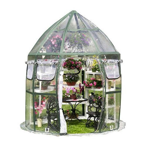 FlowerHouse Greenhouse Conservatory by Flowerhouse