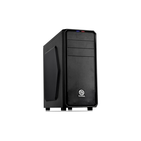 Thermaltake 159953 Case Ca-1c2-00m1nn-00 Versa H25 Mid Tower 2/0/[6] Usb Audio Black Retail