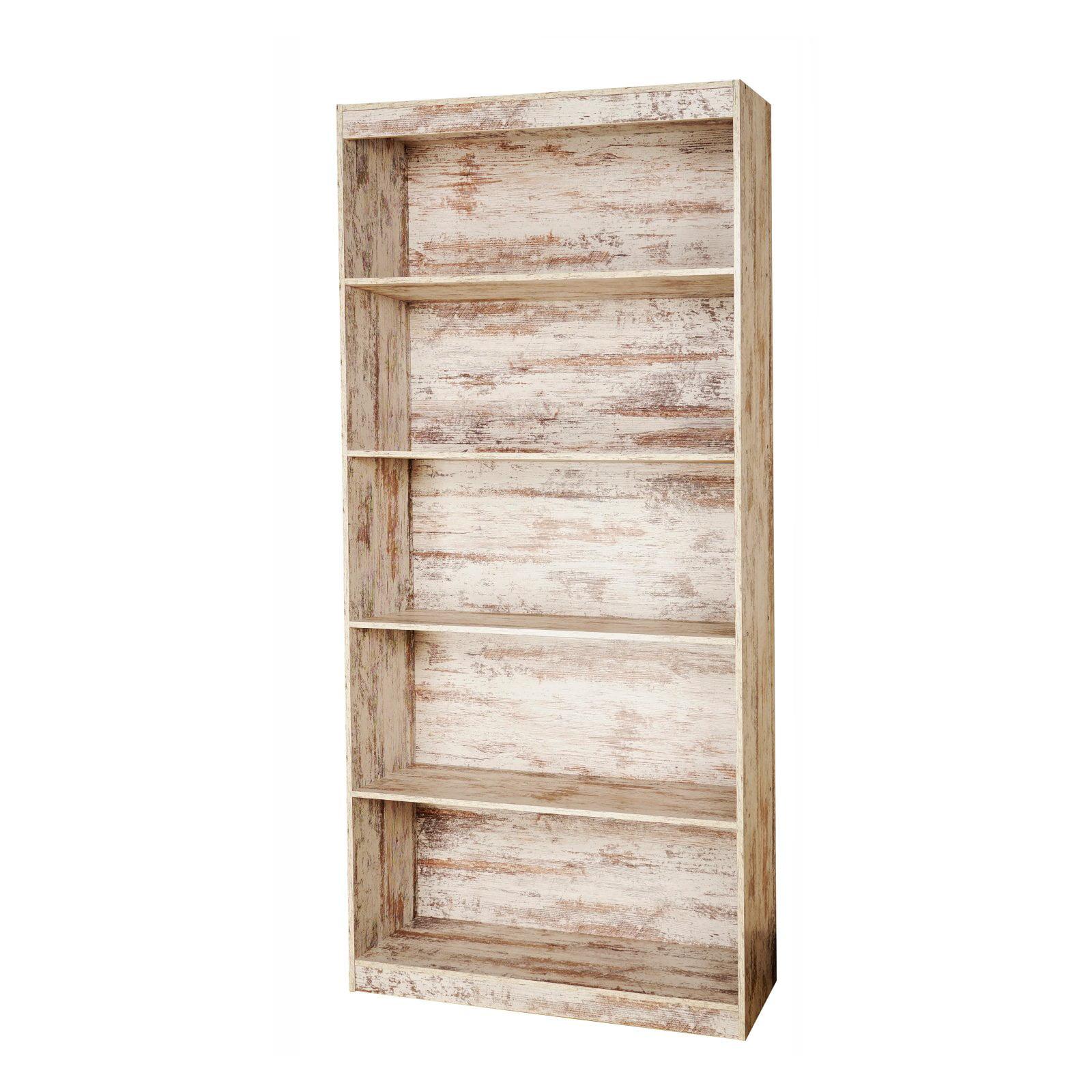 Techni Mobili Home 5 Shelf Bookcase
