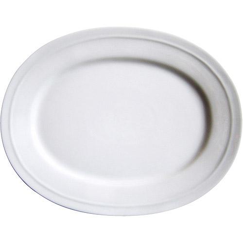 Canopy Porcelain Oval Platter