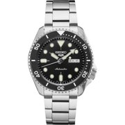 5 Sports 24-Jewel Automatic Watch - Stainless Steel