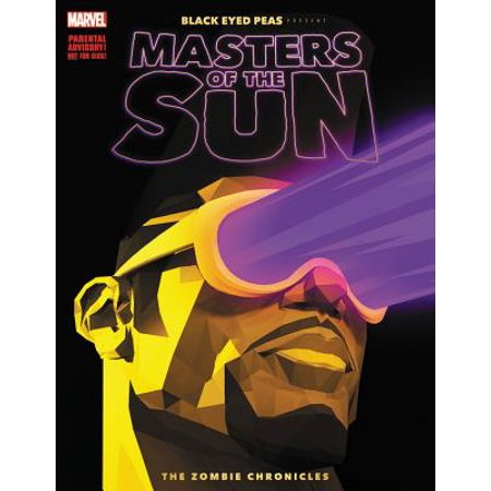 Black Eyed Peas Present: Masters of the Sun : The Zombie Chronicles - Marvel Zombies Halloween Review