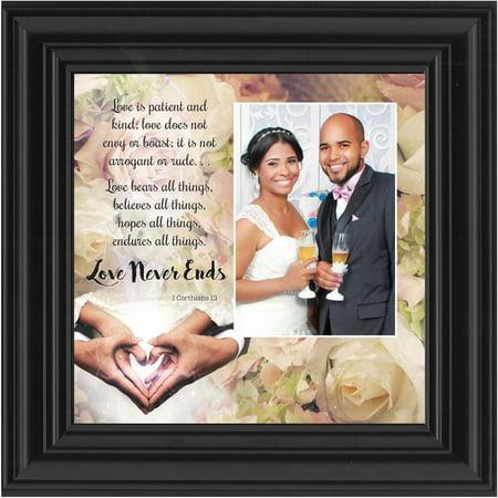Love Never Ends Version 2 1 Corinthians 13 Personalized Picture