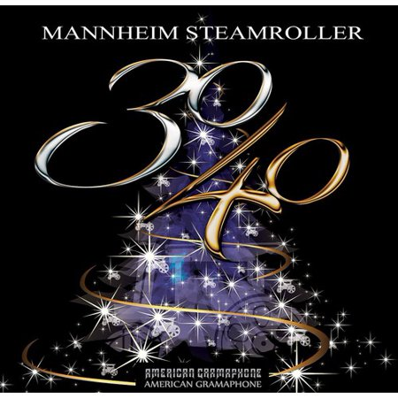 30/40 (CD) (Celebration Mannheim Steamroller)