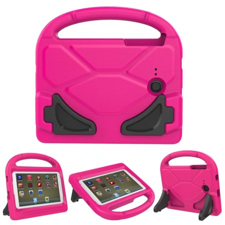 - Dteck Shockproof Handle Stand Kids Case Protective Cover For Samsung Galaxy Tab E Lite SM-T113 / Tab 3 Lite SM-T110 7-inch Tablet, Rose