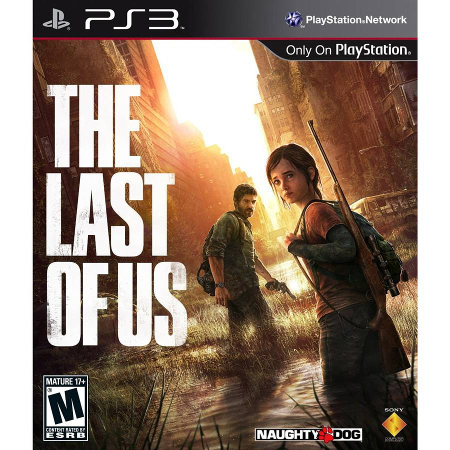 The Last Of Us (Playstation 3) Used by SCEA