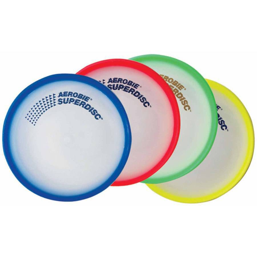 Aerobie Superdisc, Single Unit, Colors May Vary