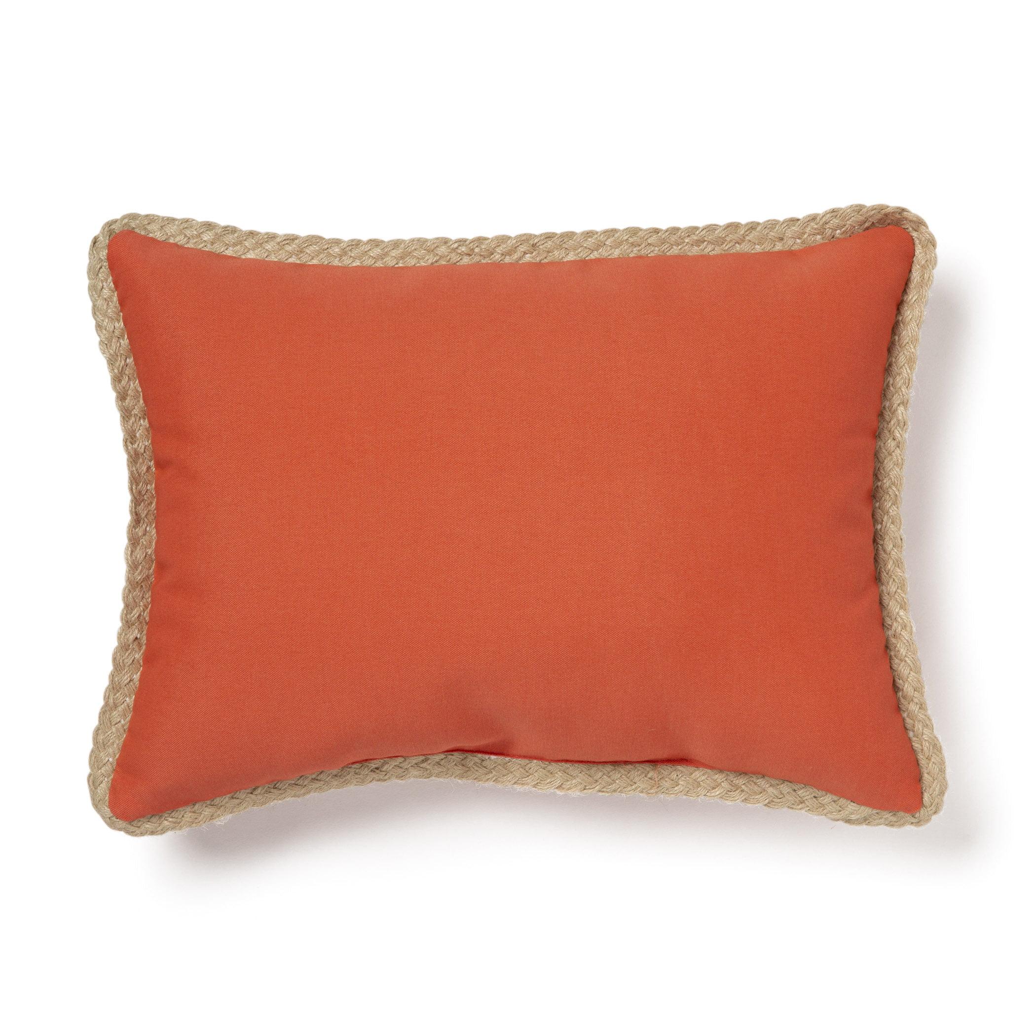 Better homes and gardens outdoor toss pillow 14 x 19 - Better homes and gardens pillows ...