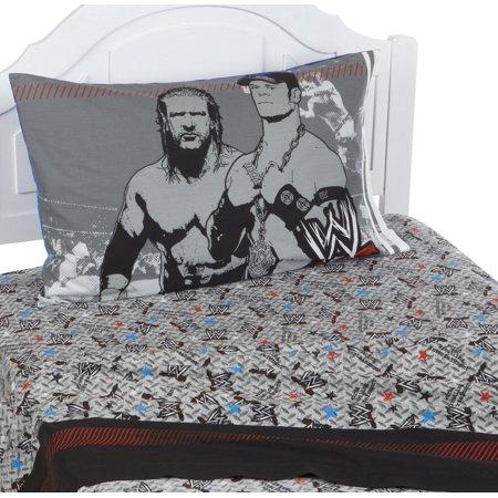 WWE Ringside Twin Sheet Set