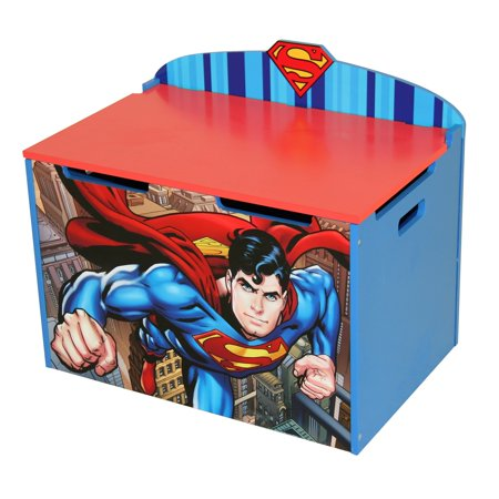 O'Kids Superman Toy Box (Superman Chest Plate)