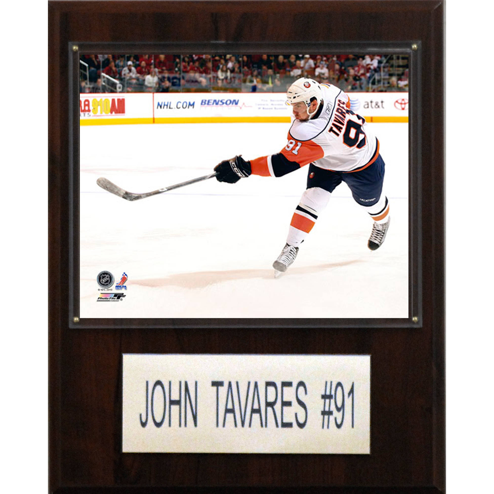 C&I Collectables NHL 12x15 John Tavares New York Islanders Player Plaque