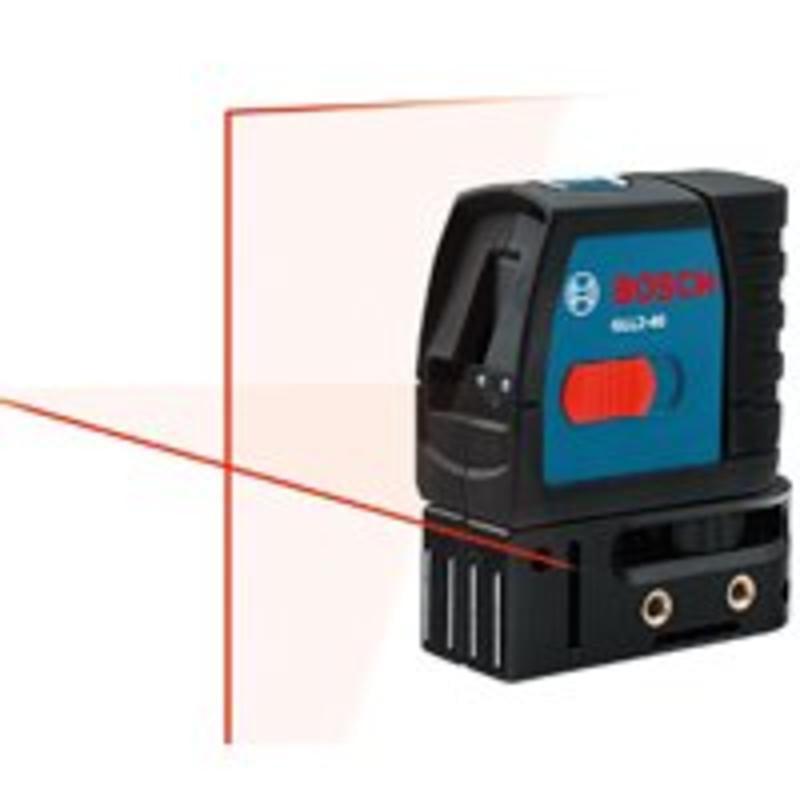 Cross-Line Laser Bosch Laser Levels GLL2-40 644425010123
