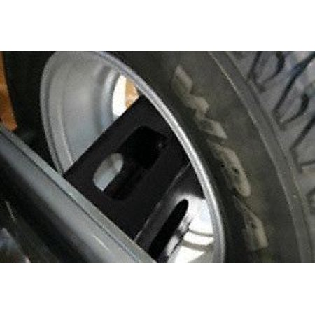 Rampage 86610  Spare Tire Carrier Spacer - image 1 de 2