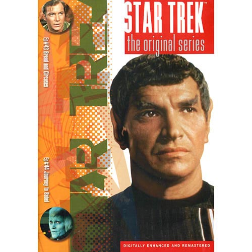 Star Trek: The Original Series, Vol. 22: Bread And Circuses / Journey To Babel (Full Frame)