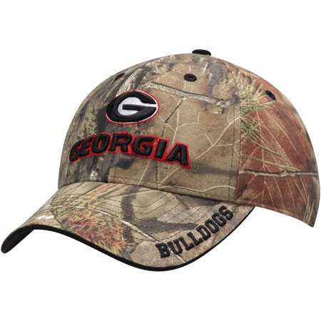 Georgia Bulldogs Mossy Oak Clean Up Adjustable Hat - Camo - OSFA