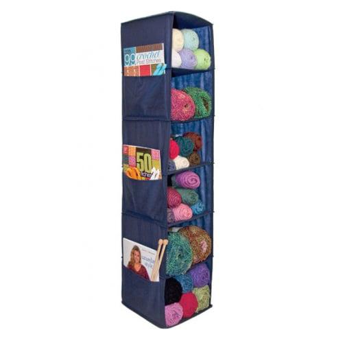 Innovative Home Creations 6 Shelf Yarn Organizer