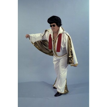 RockNRoll King Plus Size Costume