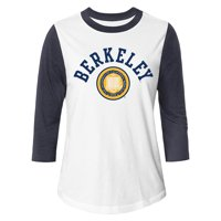 e8ab1709247975 Product Image UC Berkeley Arch & Seal League Women's T-Shirt-White