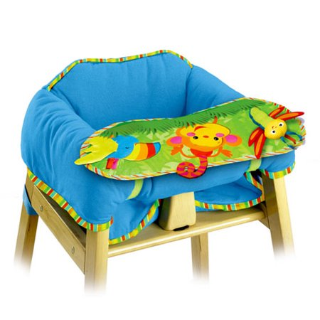 Fisher Price Rainforest Deluxe High Chair Cover