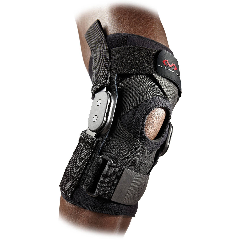McDavid Level 3 Knee Brace w/Polycentric Hinges & Cross S...