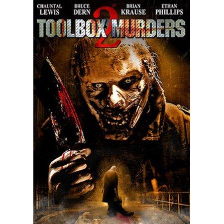 Toolbox Murders 2 (DVD) (Tool Dvd)